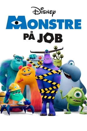 Monsters at Work poszter