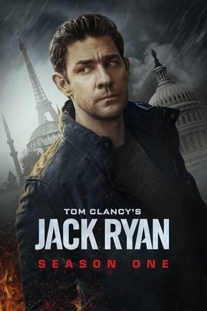 Tom Clancy's  Jack Ryan 1. évad (2018-08-30) poszter