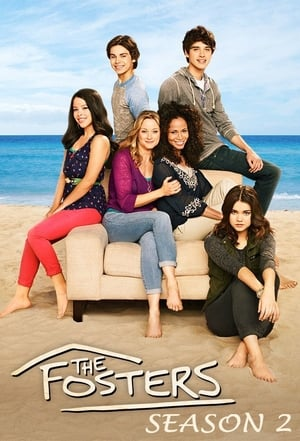 The Fosters 2. évad (2014-06-16) poszter