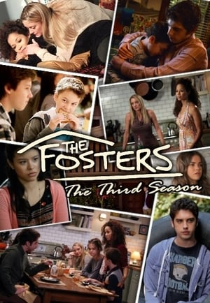 The Fosters 3. évad (2015-06-08) poszter
